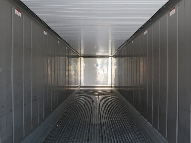 40' Reefer HC interni
